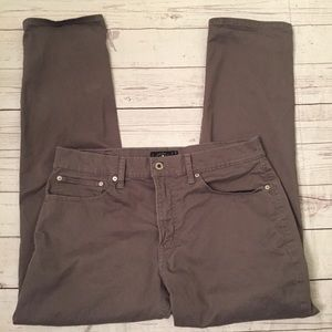 Lucky Brand Taupe Khakis